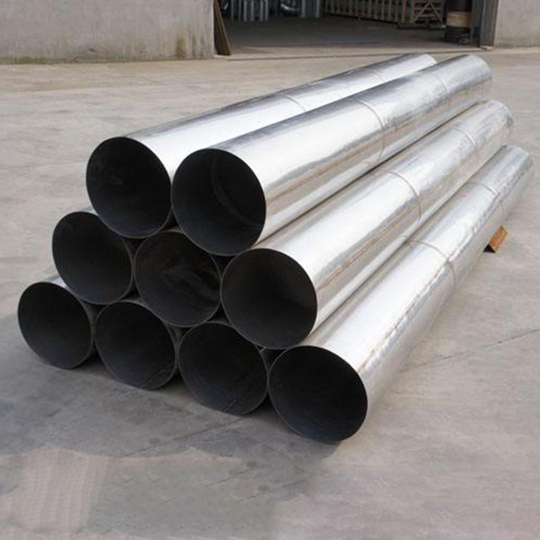 不锈钢螺旋风管-不锈钢风管