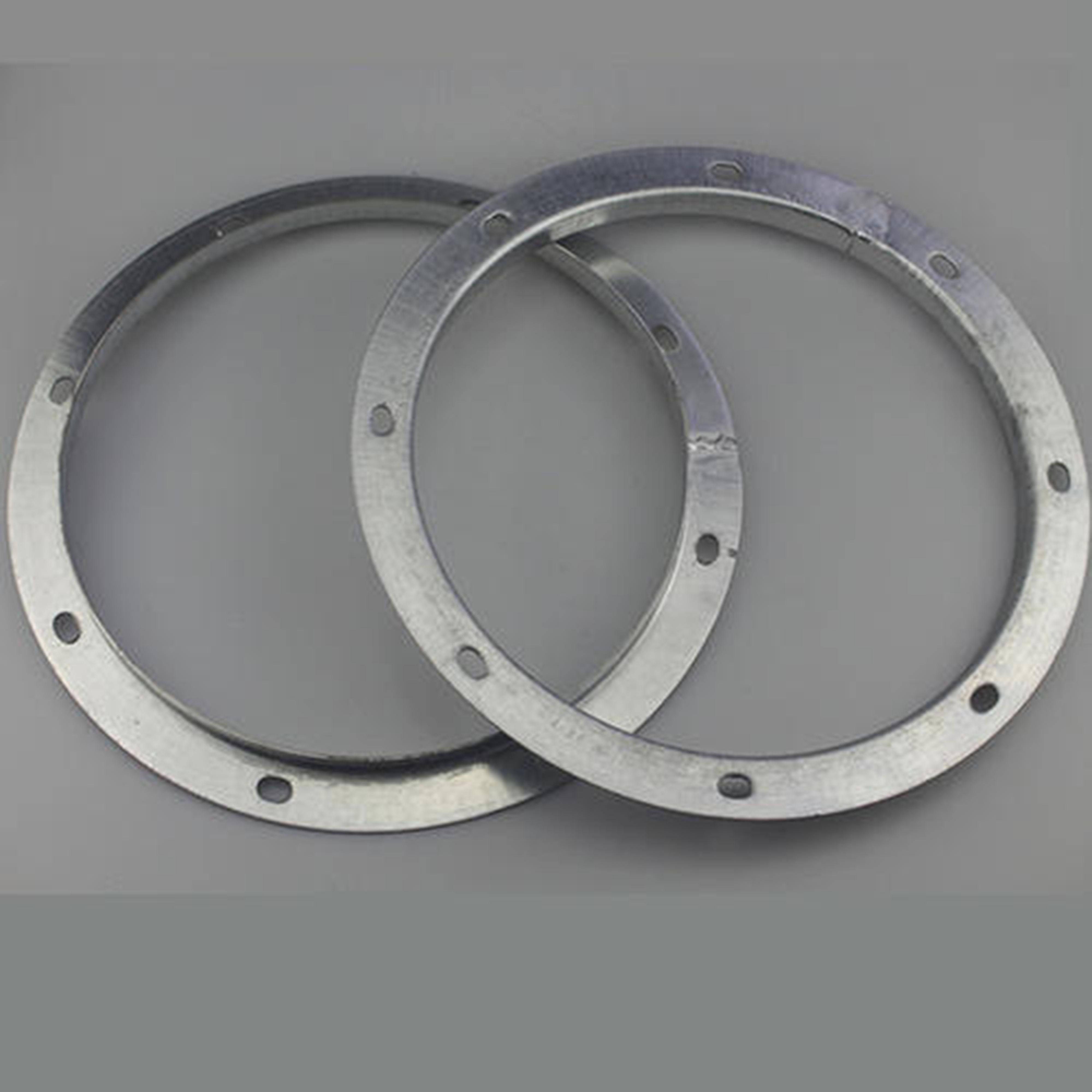 圆形法兰-不锈钢风管厂家