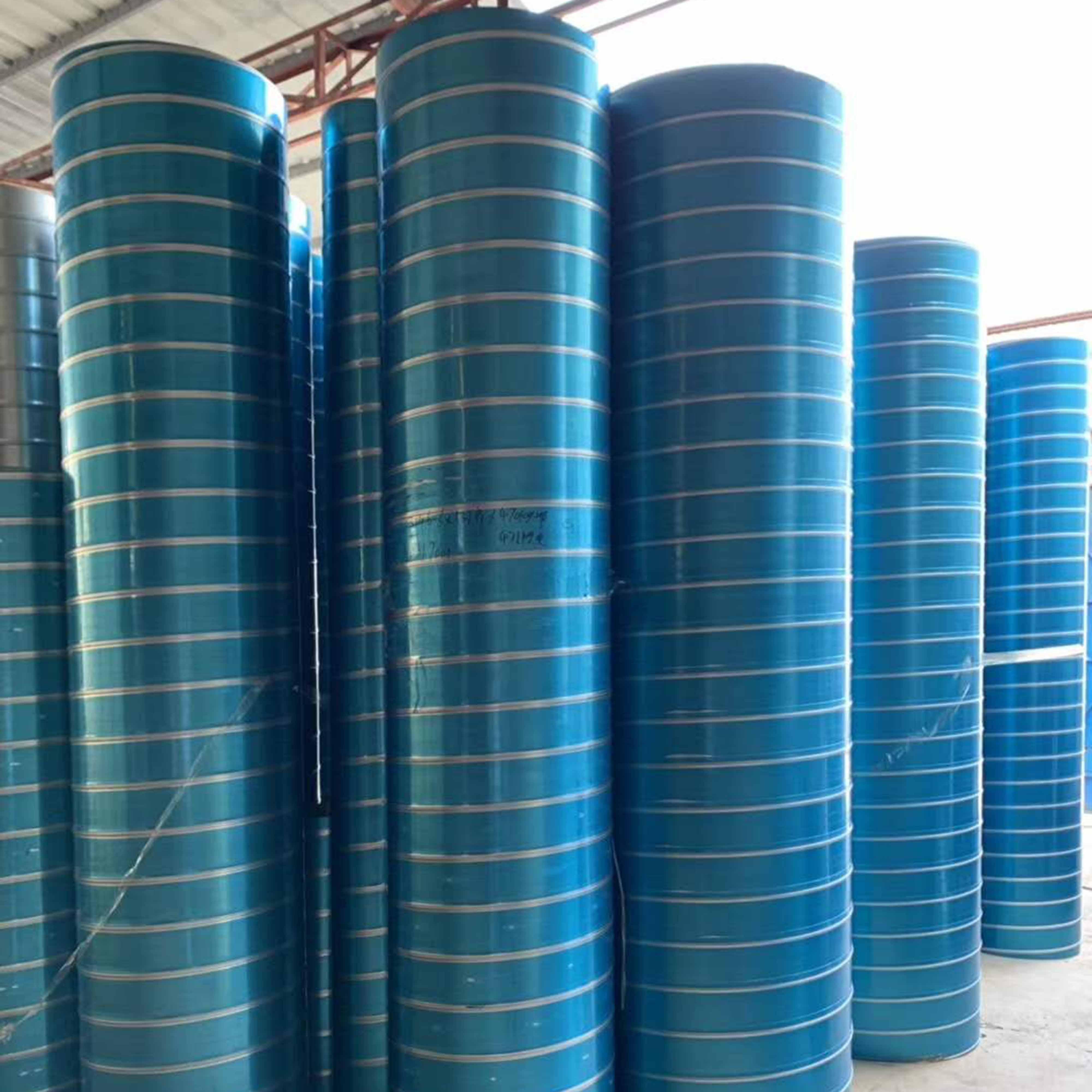 不锈钢螺旋风管-不锈钢风管加工厂
