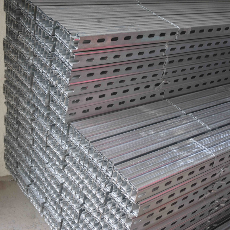 C型横担-不锈钢风管
