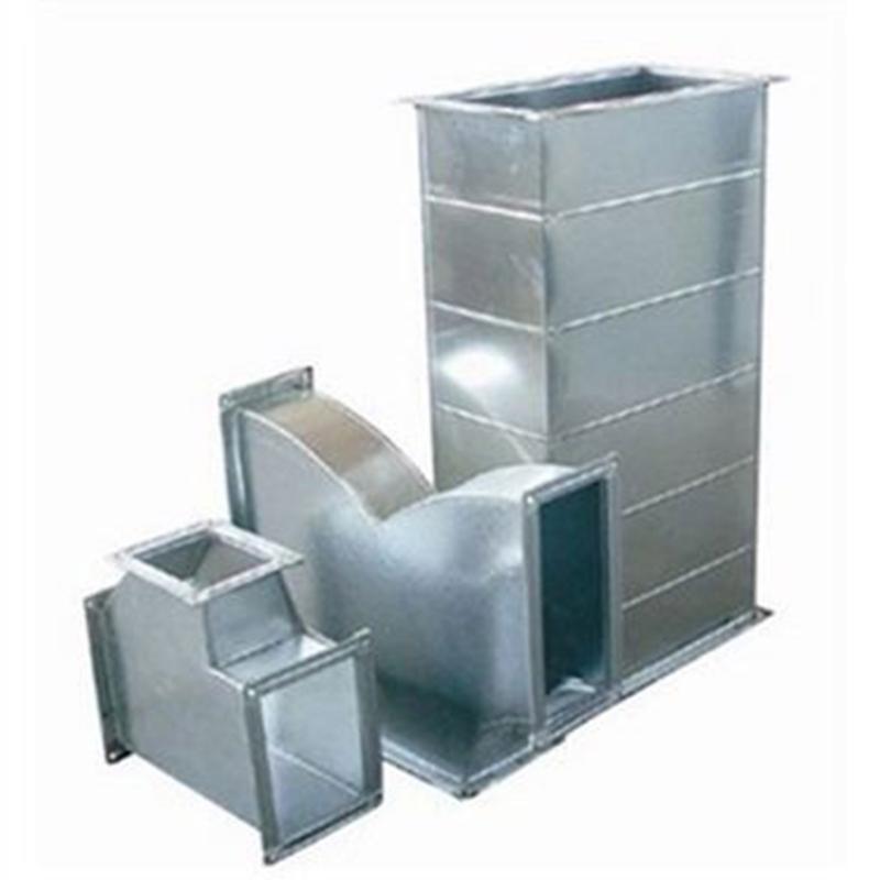 不锈钢方形风管-不锈钢风管