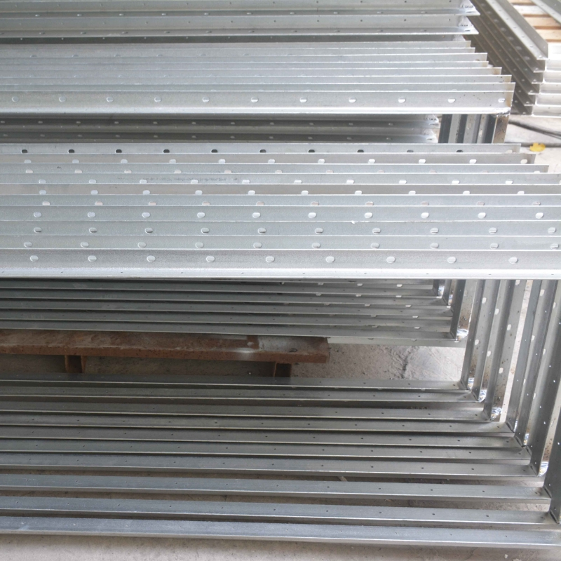 角铁法兰-不锈钢风管