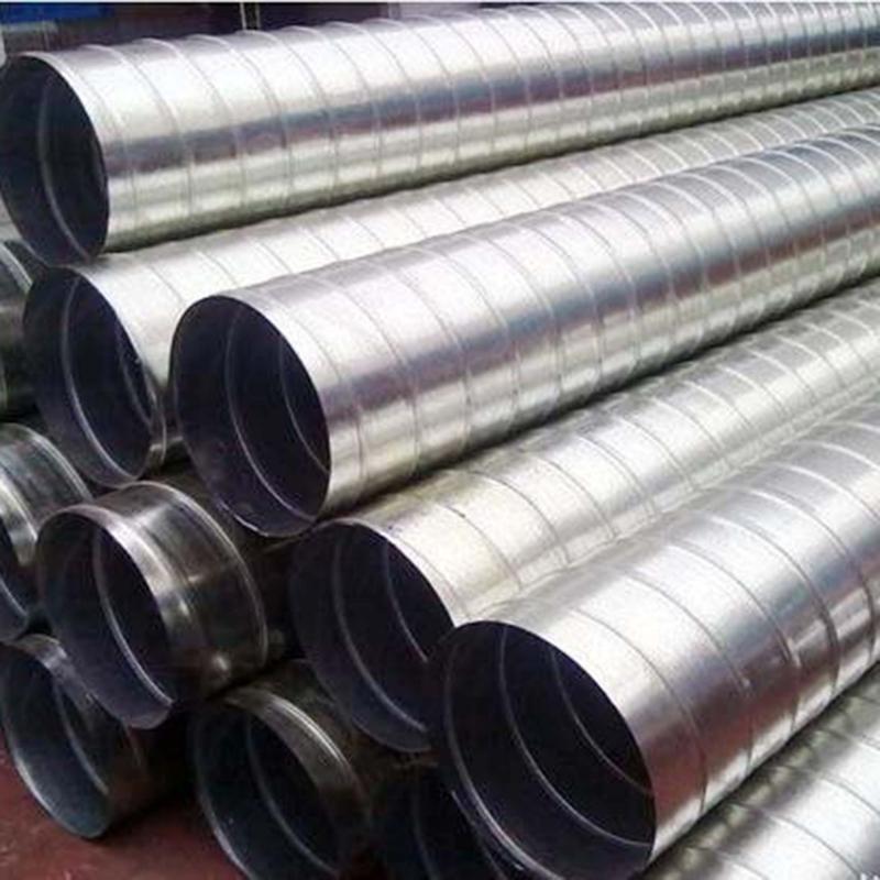 镀锌螺旋风管-不锈钢风管加工厂