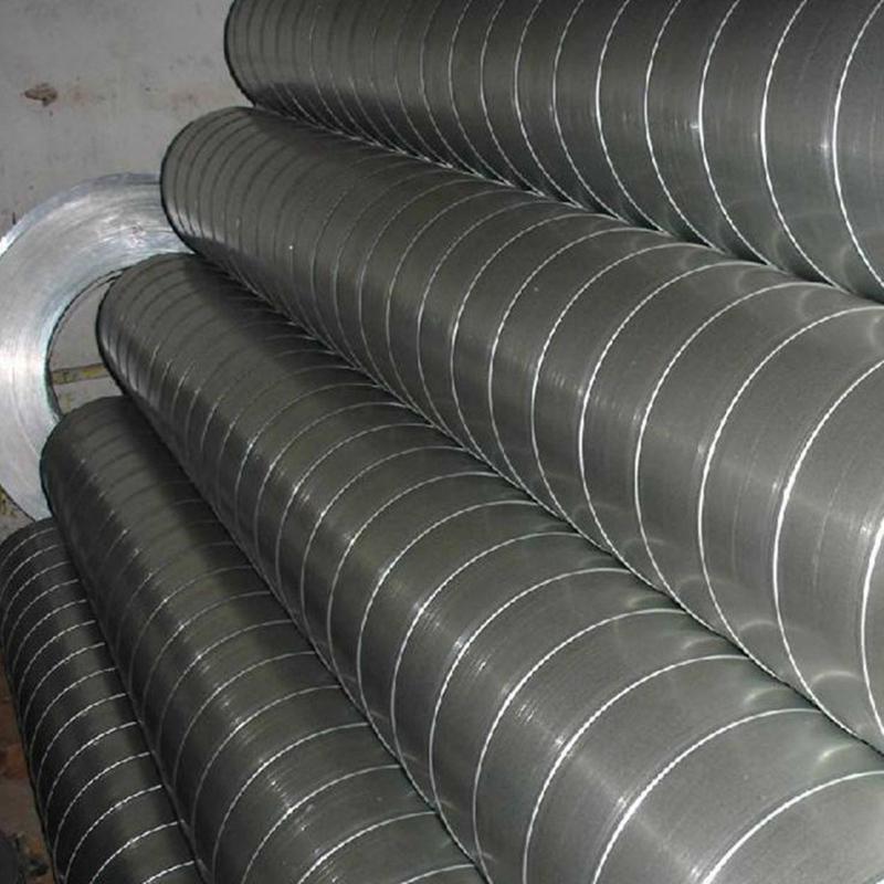 镀锌螺旋风管-不锈钢风管厂家