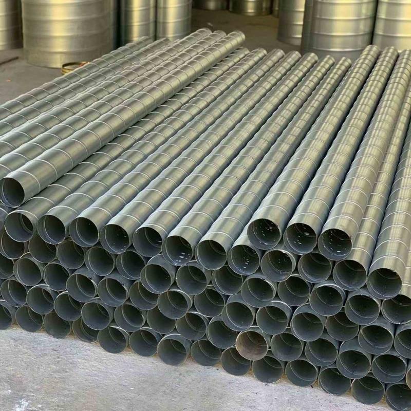 不锈钢风管厂家-不锈钢螺旋风管