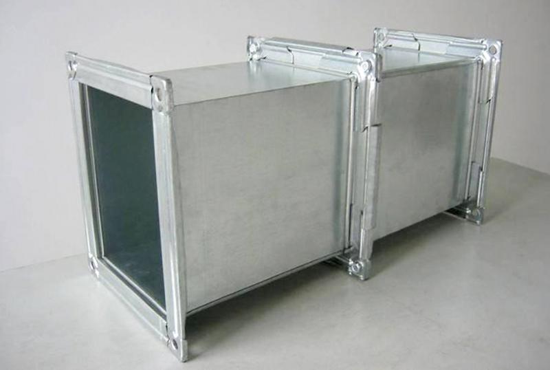 不锈钢风管厂家:广东省不锈钢板螺旋焊接风管在化工厂管路工业设备中的运用
