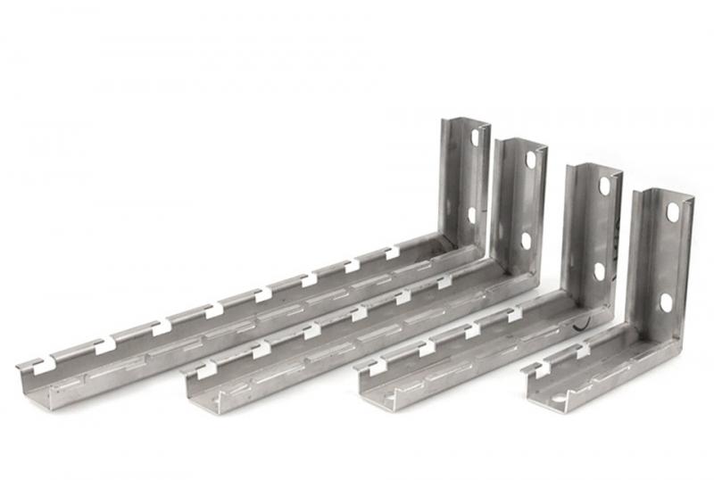 角铁法兰通风风管优势及主要用途-不锈钢风管加工厂