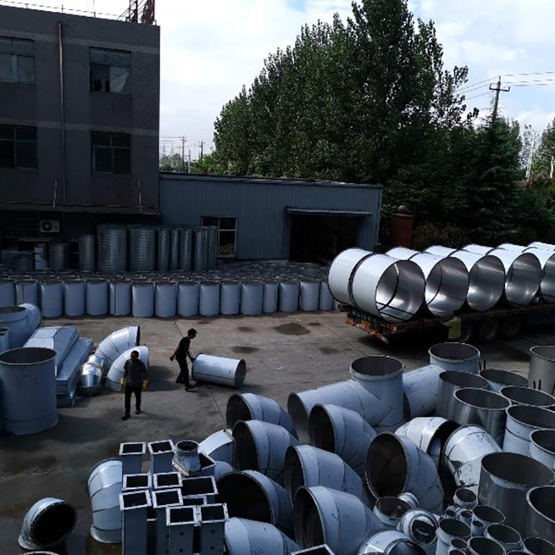焊机风管-不锈钢风管加工厂