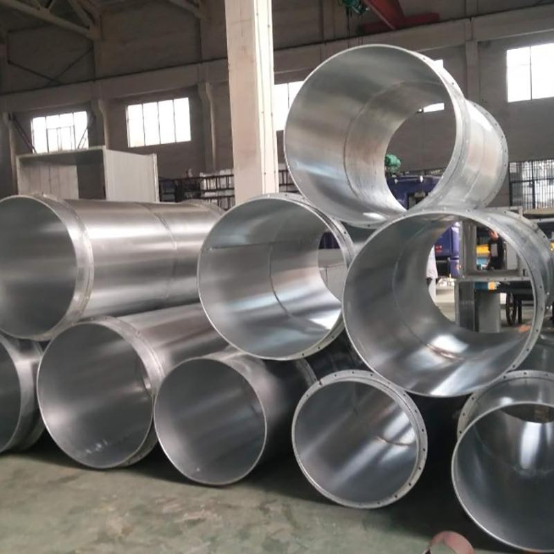 不锈钢风管-焊接风管