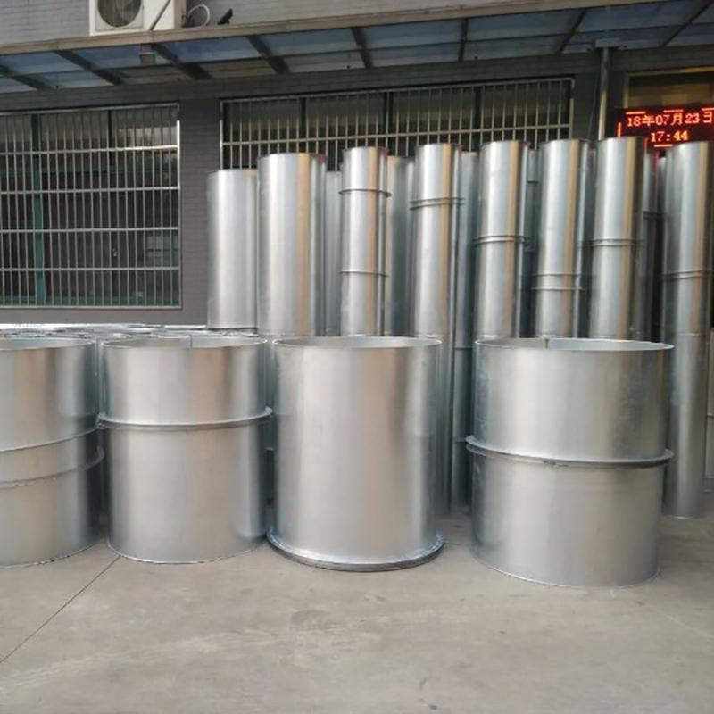 焊接风管-不锈钢风管厂家