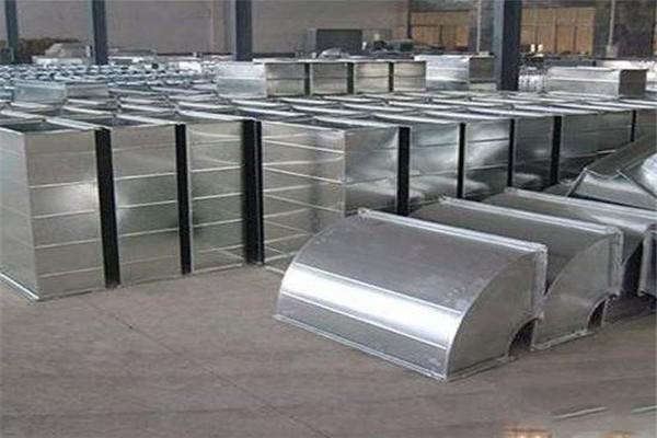 不锈钢风管制作施工方案