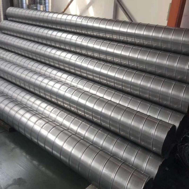 共板法兰风管安裝中的噪声如何预防--不锈钢风管厂家
