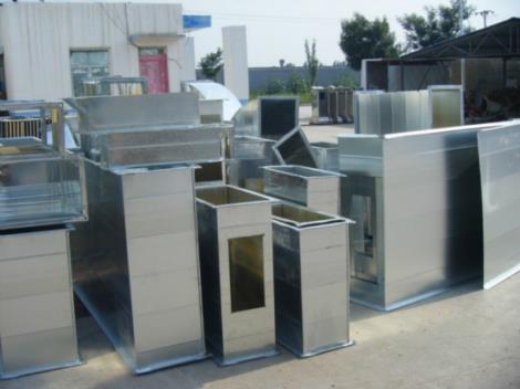 不锈钢风管的材质分类以及用途